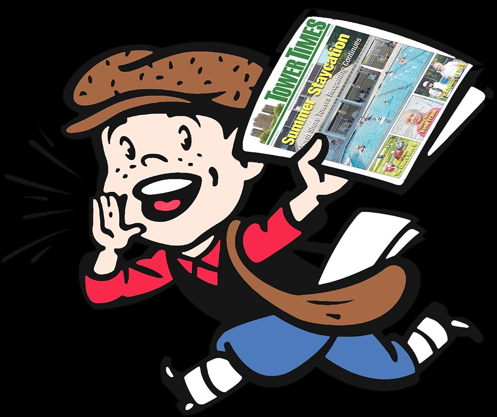 Newspaper Boy TT Color Smaller